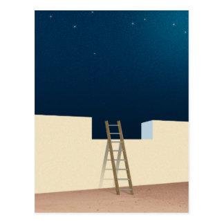 Escape To The Stars Postcard