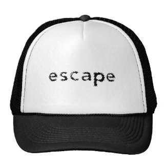 Escape Trucker Hat