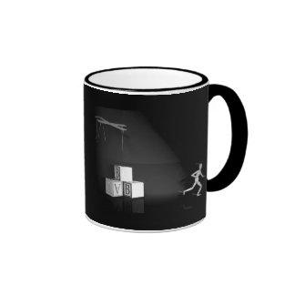 Escaped Ringer Mug