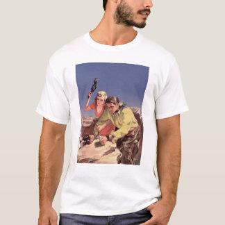 Escaping Cowboy T-Shirt