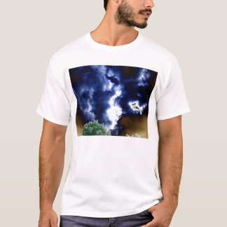 Escaping Light Fumes T-Shirt