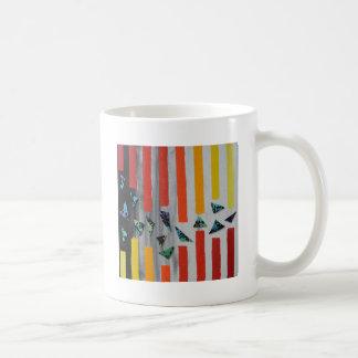 Escaping through Barriers Coffee Mug