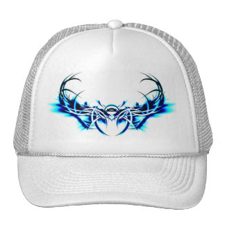 Escarabajo azul gorras de camionero