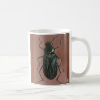 Escarabajo Darkling Tazas De Café
