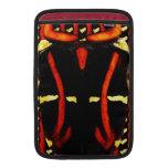 Escarabajo de Glycyphana Fundas MacBook