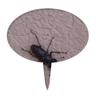 escarabajo de macho decoraciones de tartas