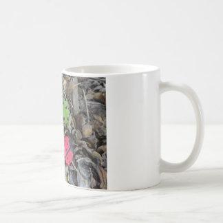 Escarabajo de suerte taza de café