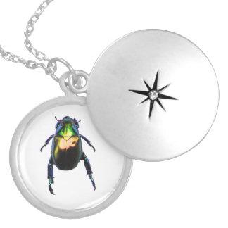 """""""Escarabajo del escarabajo de la suerte """" Pendientes"""