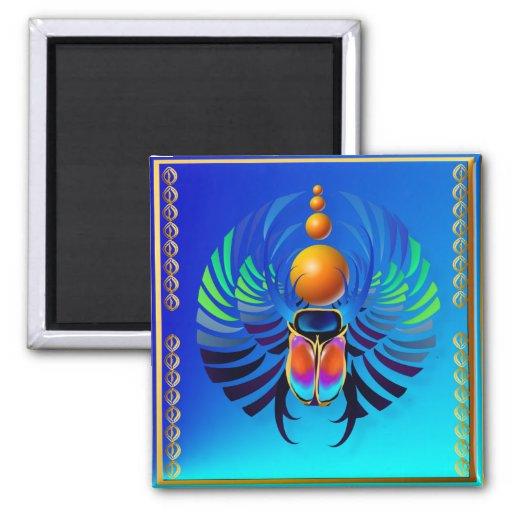 Escarabajo- divino imán