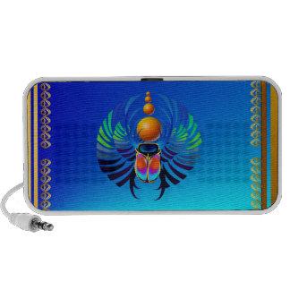 Escarabajo- divino notebook altavoces