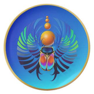 Escarabajo- divino platos para fiestas