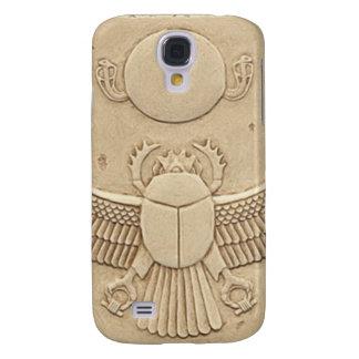 Escarabajo egipcio funda para galaxy s4
