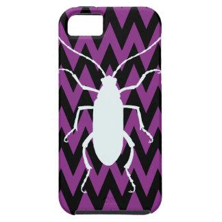 escarabajo iPhone 5 fundas