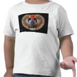 Escarabajo pectoral, de la tumba de Tutankhamun Camisetas