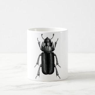 Escarabajo Taza Clásica