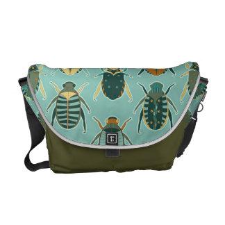 Escarabajos del escarabajo bolsas de mensajeria