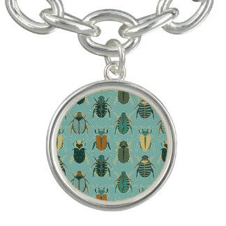 Escarabajos del escarabajo pulseras