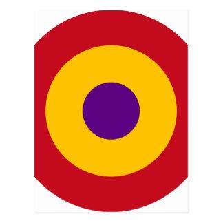 Escarapela de la República Española Postales