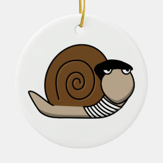 Escargot - caracol francés