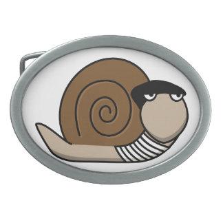 Escargot - caracol francés hebillas cinturon