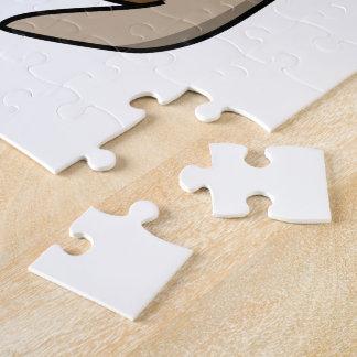 Escargot - caracol francés puzzle