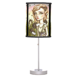 Escargot Express Desk Lamp
