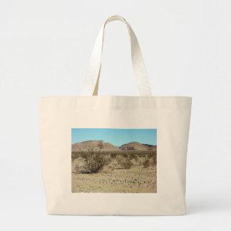 Escena 02 del desierto de Mojave Bolsa Tela Grande