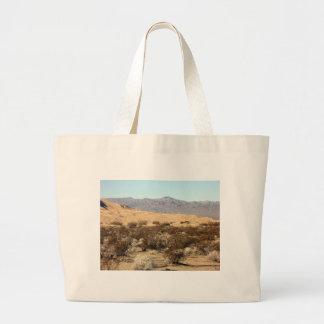 Escena 04 del desierto de Mojave Bolsa Tela Grande