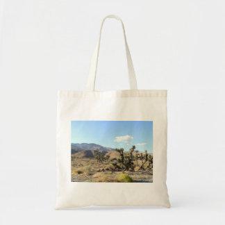 Escena 06 del desierto de Mojave Bolsa Tela Barata