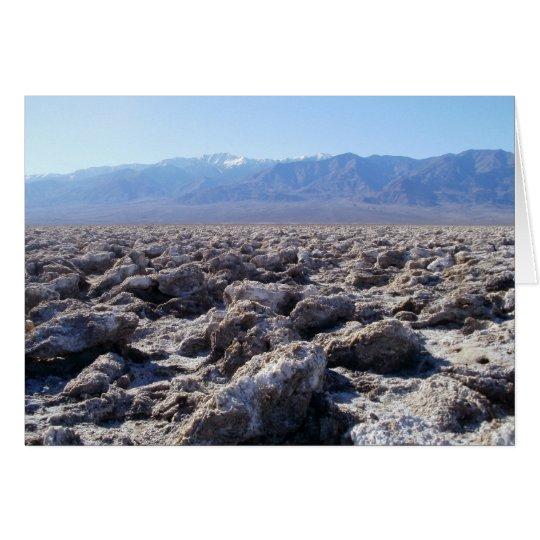 Escena 07 de Death Valley Tarjeta De Felicitación