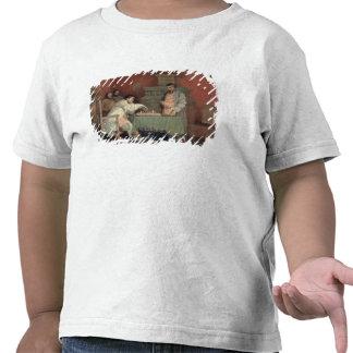 Escena a partir de la vida del Tsar ruso Camiseta
