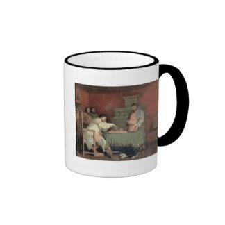 Escena a partir de la vida del Tsar ruso Tazas De Café