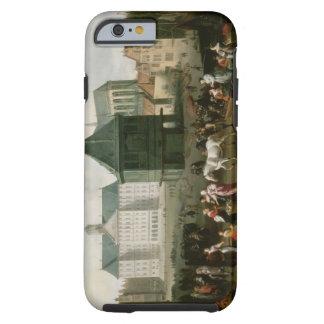 Escena antes del palacio de la presa, Amsterdam Funda Para iPhone 6 Tough