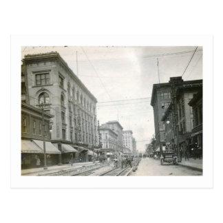 Escena céntrica, vintage 1905 de Denver Postales