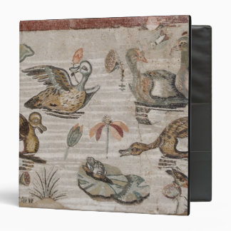 Escena de aves acuáticas en el Nilo, casa del