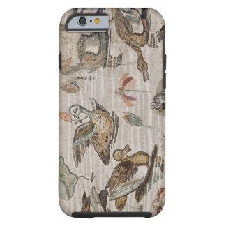 Escena de aves acuáticas en el Nilo, casa del Funda De iPhone 6 Tough