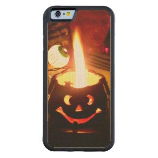 Escena de Halloween Funda De iPhone 6 Bumper Arce