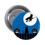 Escena de Halloween Pins