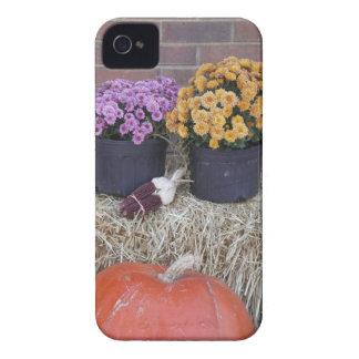 Escena de la caída de la cosecha de la acción de g iPhone 4 protector