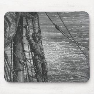 Escena 'de la escarcha del Mariner antiguo Tapetes De Raton