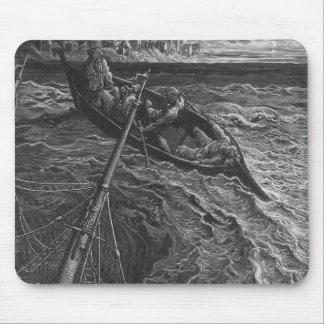 Escena 'de la escarcha del Mariner antiguo Tapete De Raton