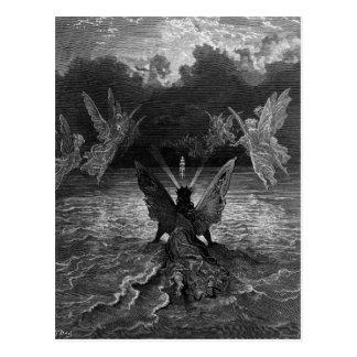 """Escena """"de la escarcha del marino antiguo"""" 2 tarjetas postales"""