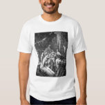 """Escena """"de la escarcha del marino antiguo"""" 3 camisas"""