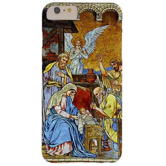 Escena de la natividad del navidad funda barely there iPhone 6 plus
