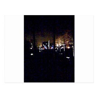 Escena de la noche de Chelsea Postal