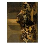 Escena de una inquisición, por Francisco de Goya F Tarjetas Postales