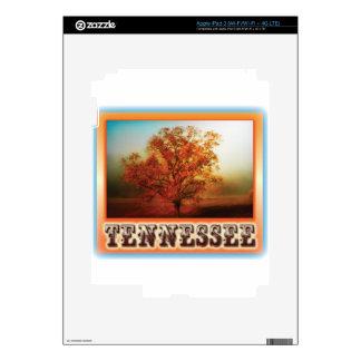 Escena del árbol de la caída de Tennessee Pegatina Skin Para iPad 3