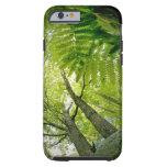 Escena del bosque en el parque nacional del funda de iPhone 6 tough