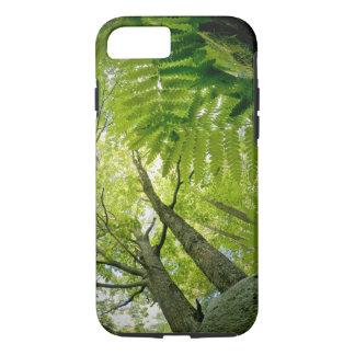 Escena del bosque en el parque nacional del funda iPhone 7