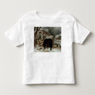 Escena del corral t-shirts